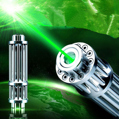 5000mw gatling green laser