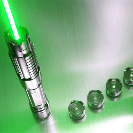 high power green laser
