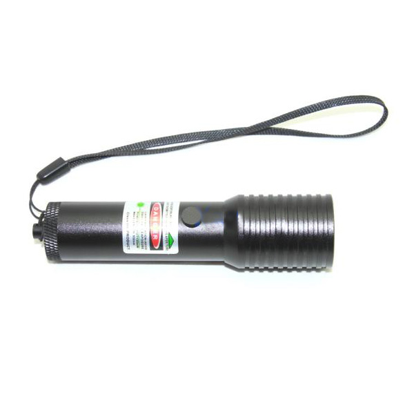 green flashlight laser pointer 100mW