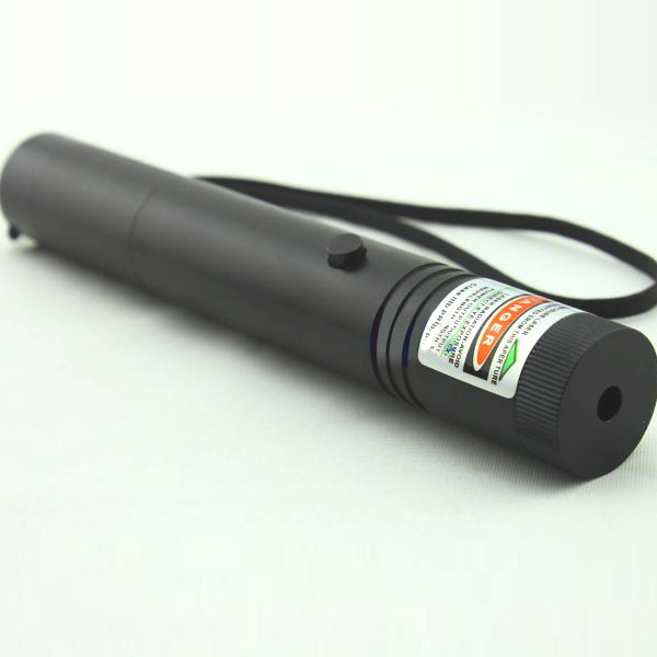 532nm green laser pointer with adjustable focus flashlight 50mW