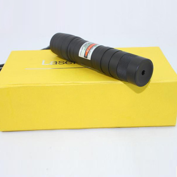 100mW Powerful Green Laser Pointer Pen light match
