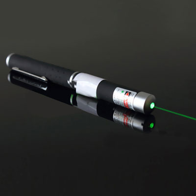 20mw spot green laser pointer pen