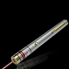 Functional 10mW Red Laser Pointer