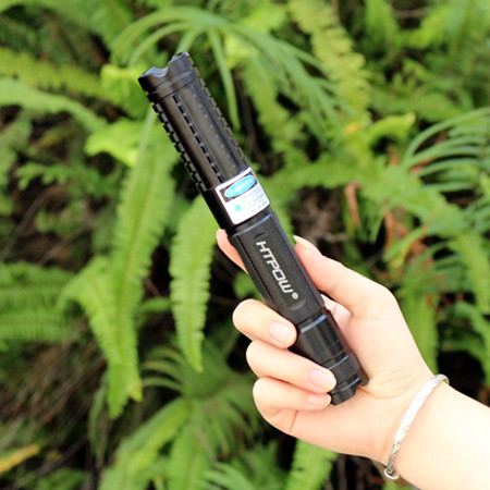 1200mw blue laser pointer flashlight
