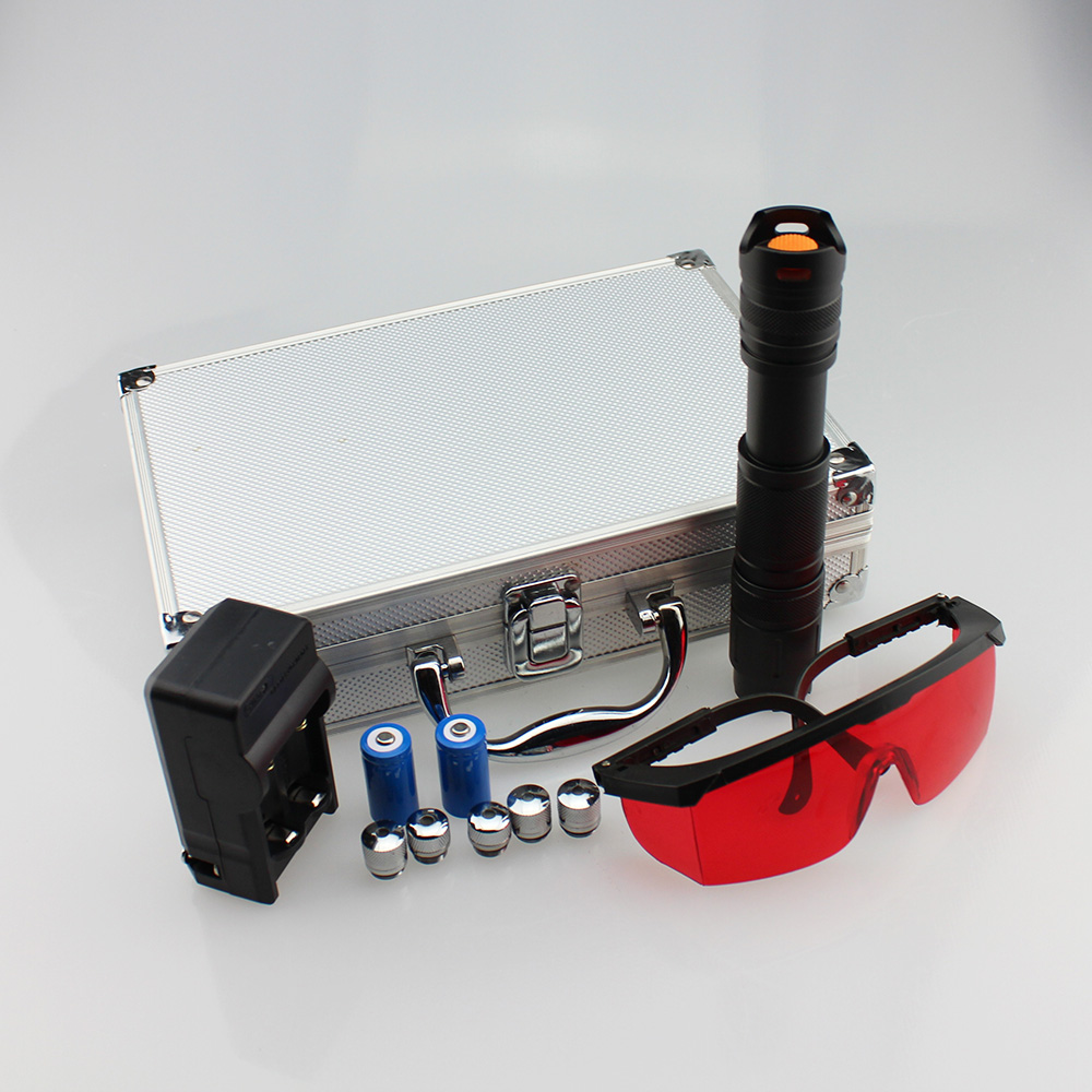 2000mw blue laser pointer burning cigarette