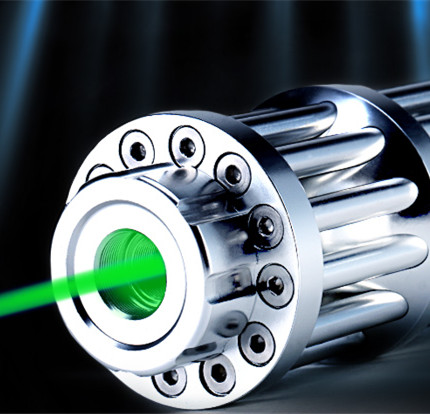 6000mW High Power Gatling Laser Pointer