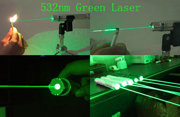 5000mw 532nm Green Laser