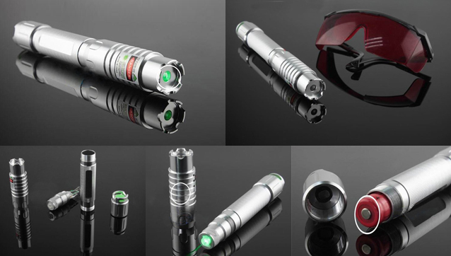 5w green laser pointer