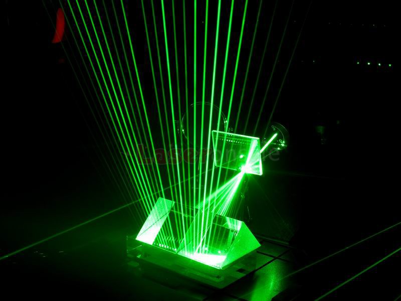 10000mw green burning laser