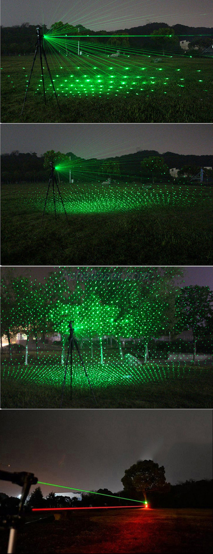 10000mw green burning laser pointer