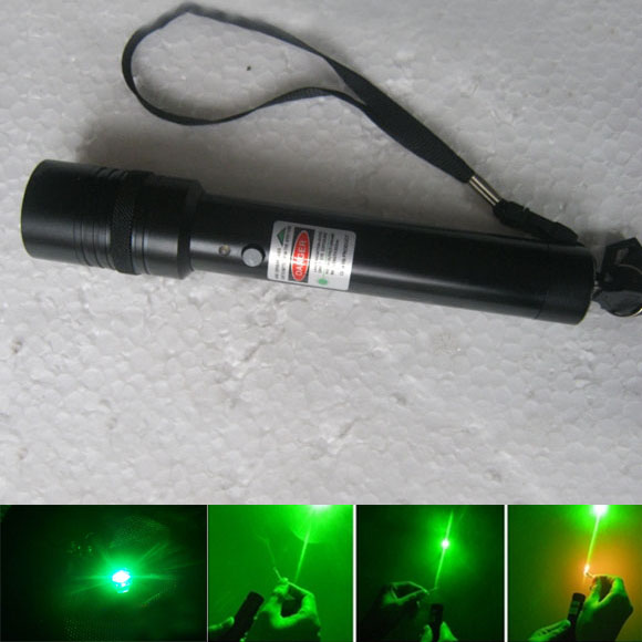green laser pen 500mw flashlight
