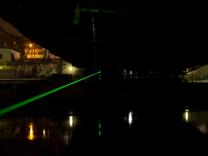 500mw green laser pointer
