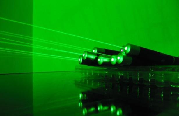 30mw Green Spot Laser Pointer Pen