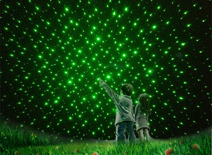 green astronomy laser pointer
