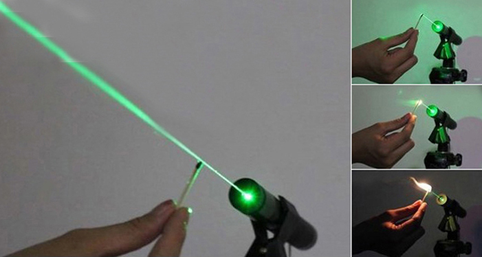 long range laser pointer