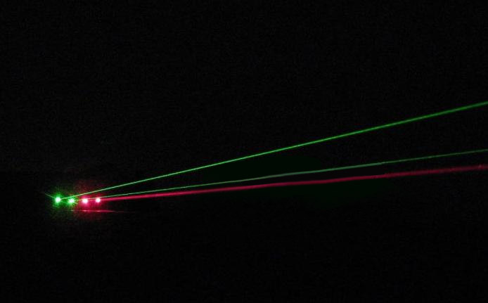 functional red laser 10mw