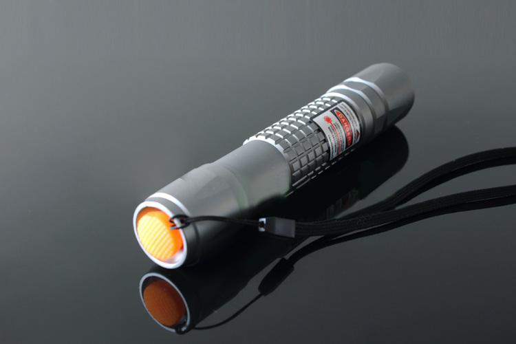 high quality 200mw green laser pointer flashlight