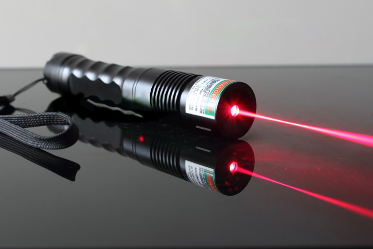 powerful 200mw red laser pointer