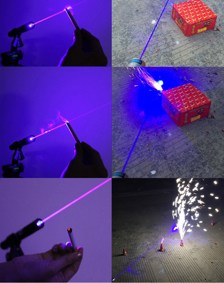 Burning Laser Pen 5000mw
