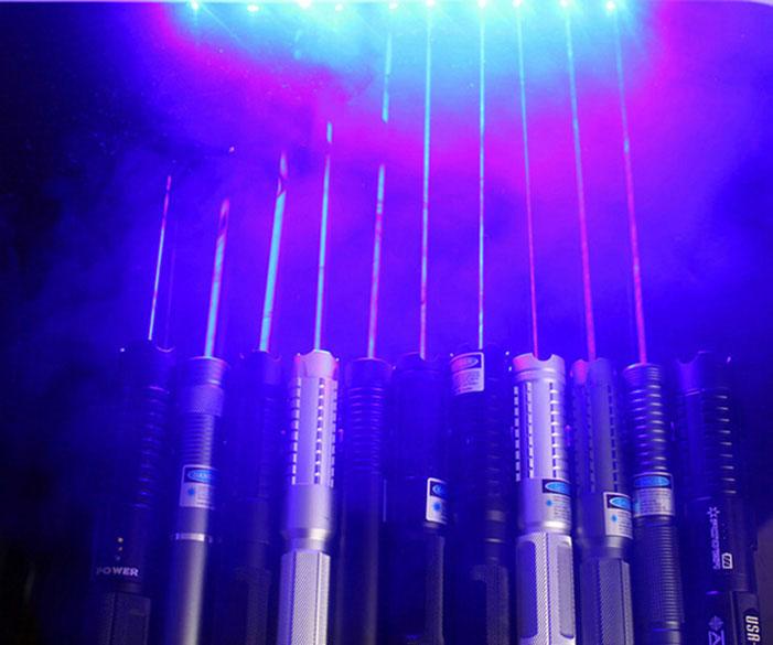 5000 Watt Laser Pointer