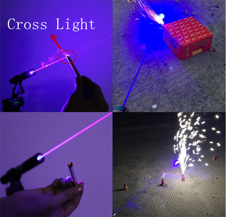 Laser Pen Pointer Blue light firecracker