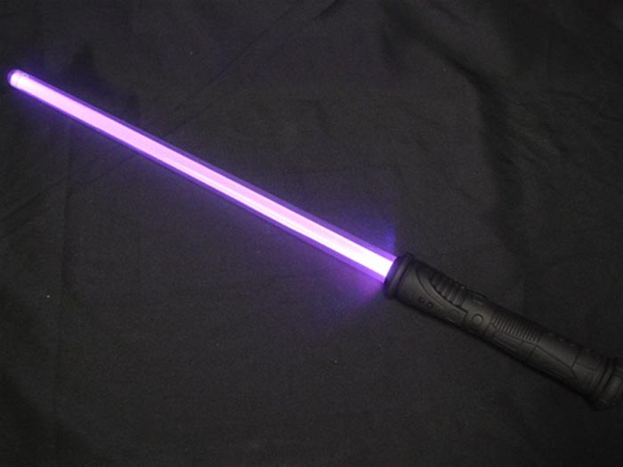 purple lasersword