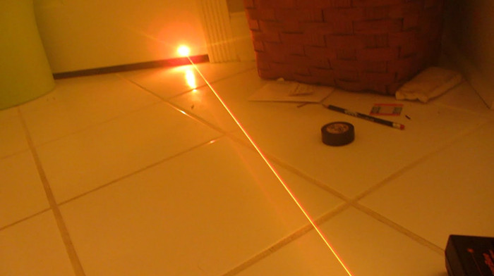 200mw yellow laser