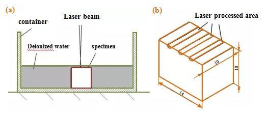 burning laser pointer